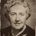 Agatha Christie 2 by Afterdarkness