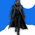 Avengers Nick Fury Collection by Marvin Blaine