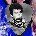 Bob Dylan Art by Marvin Blaine