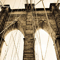 Brooklyn Bridge by Patrick  Flynn