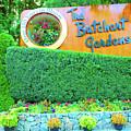 Butchart Gardens by Richard Jenkins