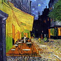 Cafe Terrace At Night by Starry Night