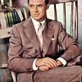Cary Grant, Vintage Actor by Mary Bassett