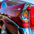 56 Chevy Bel Air by Anthony Sacco