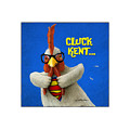 Cluck Kent... by Will Bullas