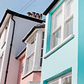 Colorful Houses by Tom Gowanlock