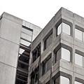 Concrete Building by Tom Gowanlock