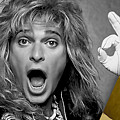 David Lee Roth Collection by Marvin Blaine