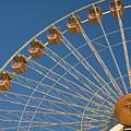 Ferris Wheel by Anthony Totah