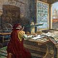 Galileo Galilei, 1564-1642 by Granger