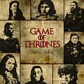 Game Of Thrones. House Stark. by Anna J Davis