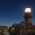 Gay Head Lighthouse by John Greim