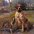 Good Friends Edmund Henry Osthaus by Eloisa Mannion