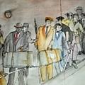 Italians  Ellis Island  Prohibition Album by Debbi Saccomanno Chan