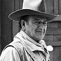 John Wayne Rio Lobo Old Tucson Arizona 1970 by David Lee Guss