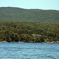 Lake George New York by Vadim Levin