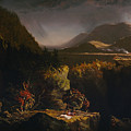 Landscape With Figures by Thomas Cole