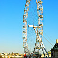 London Eye by Kayme Clark