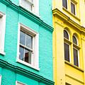 London Houses by Tom Gowanlock