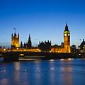 London  Skyline Big Ben by David French