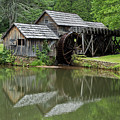 Mabry Mill by Fred Stearns