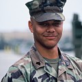 Marine. by Oscar Williams