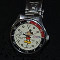 Mickey Mouse Watch by Rob Hans