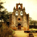 Mission Espada by Iris Greenwell