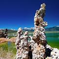 Mono Lake Tufa by Mark Jackson