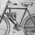 Motorcycle, 1895 by Granger