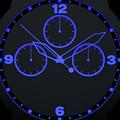 Neon Watch Face by Allan Swart