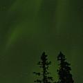 Northern Glow by Rick  Monyahan