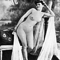 Nude Posing, C1900 by Granger