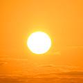 Ocean Sunrise Sunset by W Gilroy