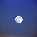 5 O'clock Moon by Evelyn Patrick