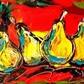 Pears by Mark Kazav