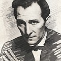 Peter Cushing, Vintage Actor by John Springfield