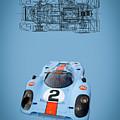 Porsche 917 by Roger Lighterness