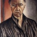 Portrait Of A Man by Vladimir Kezerashvili