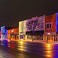 Rochester Christmas Light Display by Twenty Two North Photography