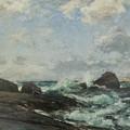 Rocks by Berndt Lindholm