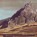 Sanctuaries And Citadels by Nicholas Roerich