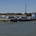 Shipping - New Orleans Louisiana by Anthony Totah