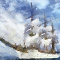 Ships Ahoy by Sobano S