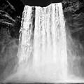 Skogafoss Waterfall In Iceland by Joe Fox