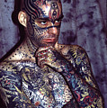 Tattoo Mike by Diane Falk