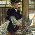 Tea by James Tissot