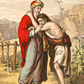 The Return Of The Prodigal Son by English School