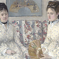 The Sisters by Berthe Morisot
