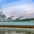 Uss Alabama by Chris Smith